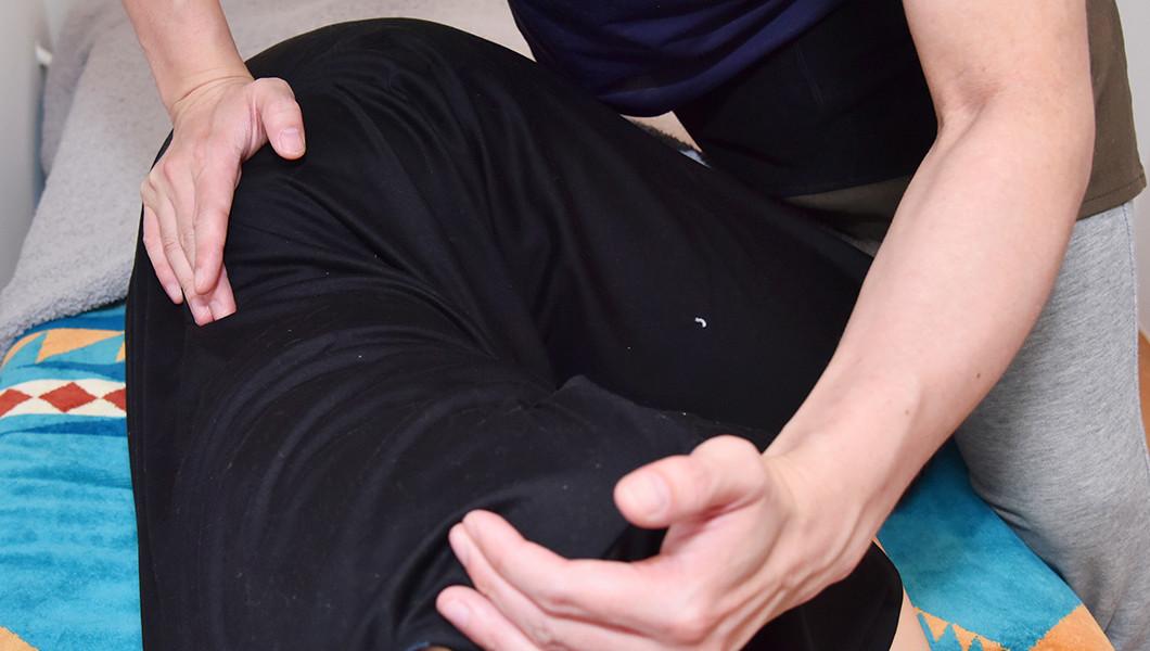 骨盤矯正・外反母趾矯正